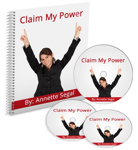 ClaimMyPowerbyAnnetteSegal